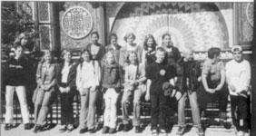 Turene til Tivoli har været fast på programmet i mange år.